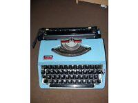 Brother 210 vintage typewriter