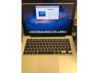 MacBook Pro 13'' 2.5ghz i5 mid 2012