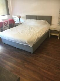 Self contained studio in Croydon. Inclusive of all bills £1100pcm. CR0 1QQ.