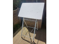 Artist drawing/painting table - work station/craft station. Adjustible. £20 ono. Collection only N12