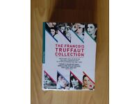 THE FRANCOIS TRUFFAUT COLLECTION - 8 BLU RAY BOX SET BRAND NEW AND SEALED