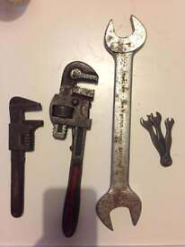 Tools £5 for all 4 collection millbrook oos