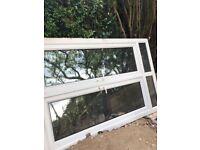 Double glazing doors and windows