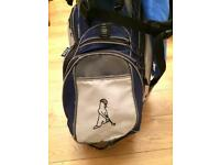 Ping stand/ carry bag