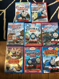 Thomas the tank dvd bundle
