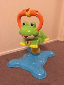 VTECH Baby Bounce and Discover Frog