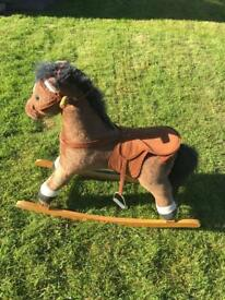 Rocking horse for kids