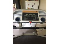 Roger black gold treadmill in very good condition just a few scratches here and there