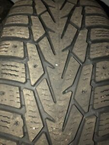 Rims with winter tires for sale 195/65R/15
