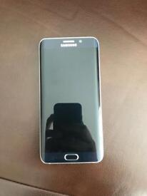 Samsung S6 edge plus, unlocked, black