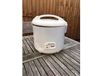 Luxury Automatic Electric Rice Cooker, Model CFXB50-7, Made in Germany.