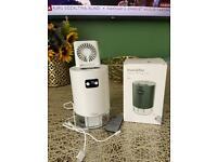 Humidifier fan lift