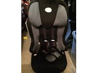 BabyStart car seat 1 2 3