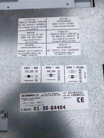 Die Dietrich induction Hob DTI107JE11