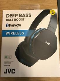 JVC Wireless Headphonea