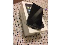 IPHONE 5S 16GB SPACE GREY ON EE,T-MOBILE,VIRGIN,ASDA BOXED LIKE NEW HARDLY USED IMMACULATE