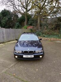 Bmw 525i 2001 year drives perfect