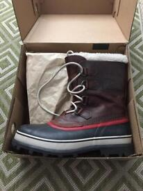Sorel Caribou WL Leather Snow Boots