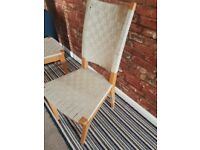 Free dinning chairs