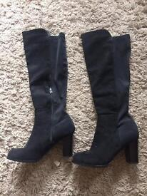 New look Boots Size 7 worn once