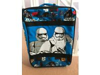 American Tourister Star Wars Kids Soft Shell Suitcase