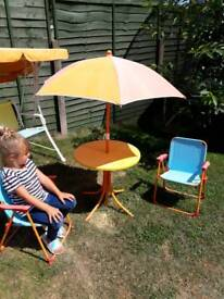 kids garden furniture