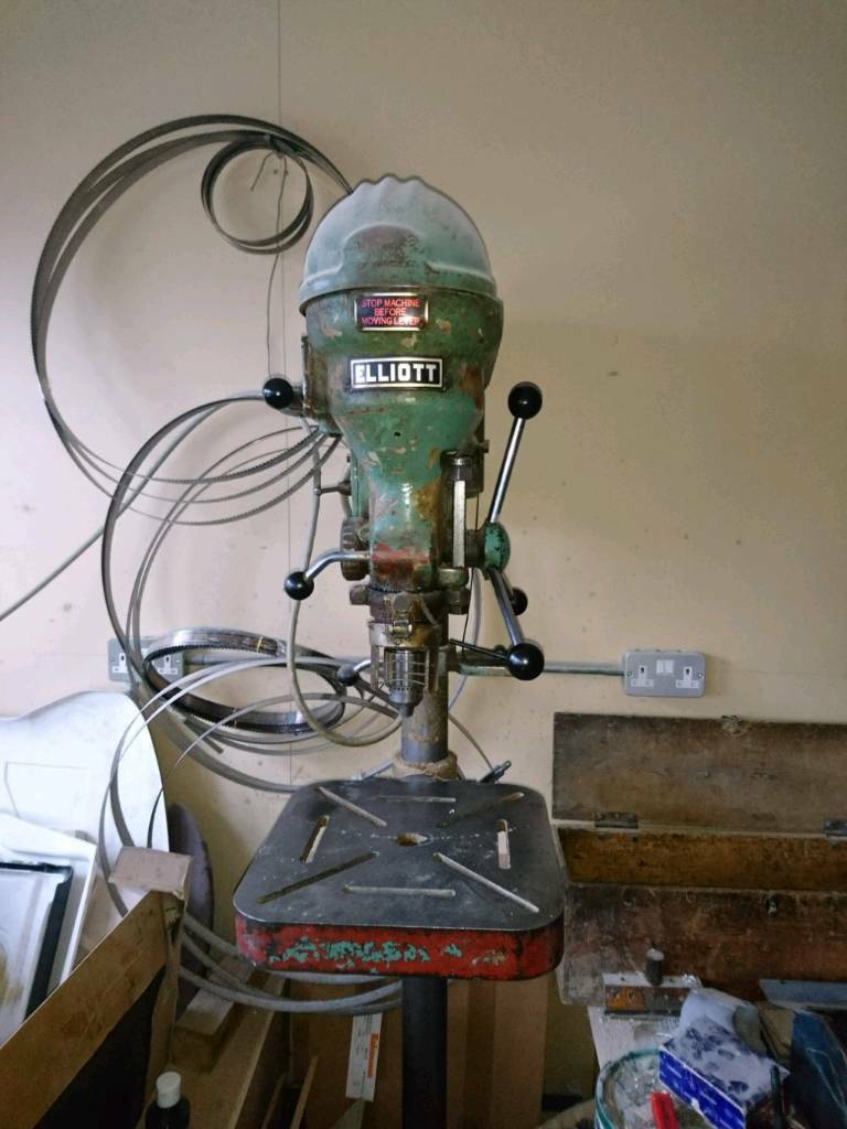 Pillar Drill for sale