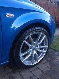 "18"" alloys seat/Vw /Audi fitment"