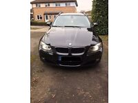 BMW 320 d automatic, touring e92 Left Hand Stearing Wheel