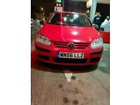 Cheap 56 plate VW golf 1.4 petrol