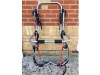 3 cycle car bike rack