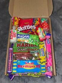 Sweet treats box | Letterbox gift |