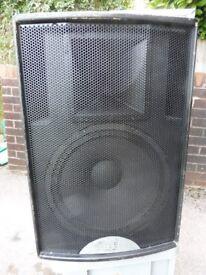 Martin Audio F15 speakers (pair)