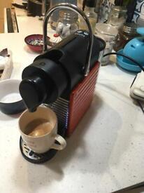 Nespresso Krup coffee maker