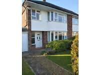3 Bed Room House Bedgrove Unfurnished - No Growers No Agents Please!