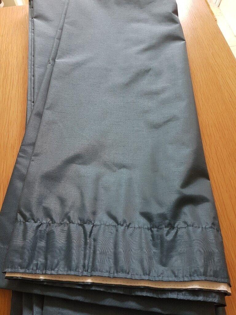 Navy Blackout Curtains Dunelm 90 Quot Wide X 72 Quot Long Pencil