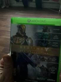 Destiny the collecton xbox one