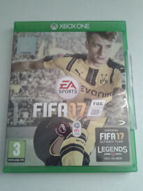 Fifa 17 Xbox One (physical disc)