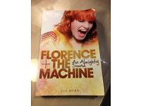 FLORENCE + THE MACHINE an almighty sound book