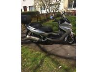 KYMCO XCITING 500cc LOW MILES