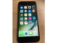 Apple iPhone 6 16gb grey o2 giffgaff