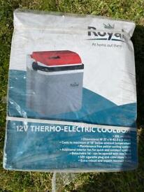 Royal 12V Electric Coolbox