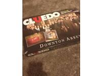 Downton Abbey Cluedo BNIB