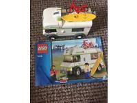 LEGO City; 7639 Holiday Caravan