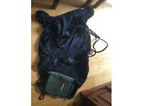 Fishing trakker combi sack/sling