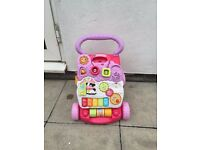 VTech First Steps Baby Walker from mothercare