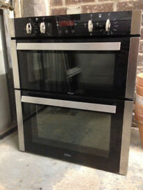 Free double oven (under counter) for fixing or parts