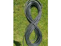 4 core armoured cable. Aprox 23-24 meters