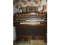 FREE - Solina Electric Organ - FREE