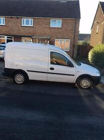 Vauxhall combo 58 reg 60,000 miles **REDUCED**